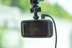 Κάμερα στο μέτωπο ενός αυτοκινήτου στοκ φωτογραφία με δικαίωμα ελεύθερης χρήσης