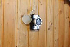Κάμερα ταινιών για το lomography Στοκ Φωτογραφίες