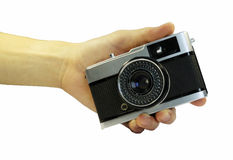 Κάμερα ταινιών στοκ εικόνες με δικαίωμα ελεύθερης χρήσης