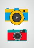 Κάμερα φωτογραφιών Στοκ φωτογραφία με δικαίωμα ελεύθερης χρήσης
