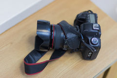 Κάμερα στοκ φωτογραφία