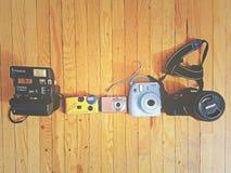 Κάμερα Στοκ Εικόνα