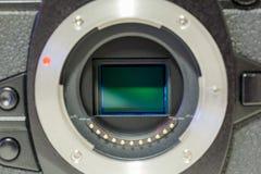 Κάμερα Στοκ φωτογραφία με δικαίωμα ελεύθερης χρήσης