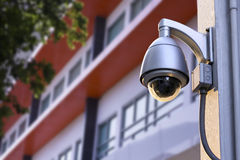 Κάμερα CCTV ασφάλειας στοκ εικόνες