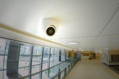 Κάμερα CCTV Στοκ Φωτογραφίες