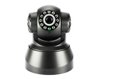 Κάμερα IP Στοκ εικόνα με δικαίωμα ελεύθερης χρήσης
