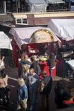 Κάμντεν, Λονδίνο, μεγαλύτερο Λονδίνο, UK, το Σεπτέμβριο του 2013, αγορά ναυπηγείων πόλης δύσης του Κάμντεν στοκ φωτογραφία με δικαίωμα ελεύθερης χρήσης