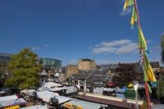 Κάμντεν, Λονδίνο, μεγαλύτερο Λονδίνο, UK, το Σεπτέμβριο του 2013, αγορά ναυπηγείων πόλης δύσης του Κάμντεν στοκ φωτογραφίες