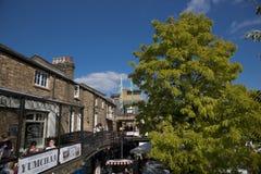 Κάμντεν, Λονδίνο, μεγαλύτερο Λονδίνο, UK, το Σεπτέμβριο του 2013, αγορά ναυπηγείων πόλης δύσης του Κάμντεν στοκ εικόνες με δικαίωμα ελεύθερης χρήσης