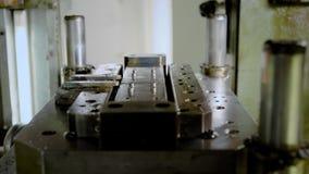 Κάμπτοντας μηχανή μετάλλων στη διαδικασία, κάμπτοντας μικρά φύλλα μετάλλων φιλμ μικρού μήκους