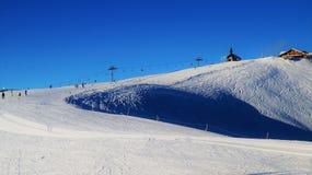 Κάνετε σκι το κύπελλο Στοκ φωτογραφία με δικαίωμα ελεύθερης χρήσης