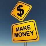 Κάνετε τα χρήματα ελεύθερη απεικόνιση δικαιώματος
