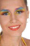 κάνετε την πολύχρωμη επάνω &ga Στοκ φωτογραφία με δικαίωμα ελεύθερης χρήσης