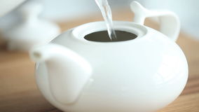Κάνετε το τσάι φιλμ μικρού μήκους