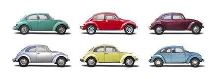 Κάνθαροι της VW Στοκ Εικόνα