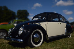 Κάνθαρος της VW από το δεύτερο πόλεμο στο μουσείο SinsHeim Στοκ φωτογραφία με δικαίωμα ελεύθερης χρήσης