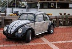 Κάνθαρος της VW από το δεύτερο πόλεμο στο μουσείο SinsHeim Στοκ εικόνα με δικαίωμα ελεύθερης χρήσης