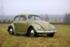 Κάνθαρος 1957 της VW Στοκ Φωτογραφίες