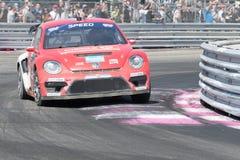 Κάνθαρος του Volkswagen που οδηγείται από #41 την ταχύτητα του Scott Στοκ Εικόνα