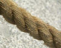 Κάνναβη rope Στοκ Εικόνα