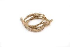Κάνναβη rope Στοκ Φωτογραφία