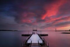 Κάννες, γαλλικό Riviera, Γαλλία Στοκ Εικόνες