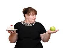 κάνοντας δίαιτα υπέρβαρε&sig στοκ φωτογραφίες με δικαίωμα ελεύθερης χρήσης