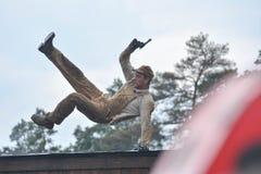 Κάουμποϋ Gunfighters στοκ φωτογραφίες