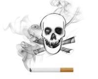 κάπνισμα θανατώσεων ελεύθερη απεικόνιση δικαιώματος