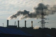 κάπνισμα σωλήνων Στοκ εικόνα με δικαίωμα ελεύθερης χρήσης