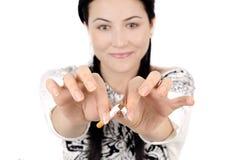 κάπνισμα τελών στοκ φωτογραφία με δικαίωμα ελεύθερης χρήσης