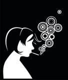 κάπνισμα ελεύθερη απεικόνιση δικαιώματος