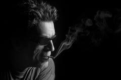 Κάπνισμα Στοκ Εικόνες