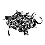 κάπρος φυλετικός στοκ φωτογραφία με δικαίωμα ελεύθερης χρήσης