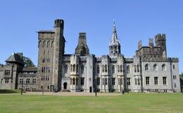 Κάρντιφ Castle στοκ φωτογραφίες με δικαίωμα ελεύθερης χρήσης