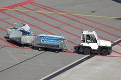 Κάρρα αποσκευών Στοκ φωτογραφία με δικαίωμα ελεύθερης χρήσης