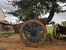 Κάρρο του Bullock στοκ φωτογραφία με δικαίωμα ελεύθερης χρήσης