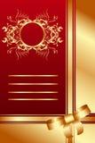κάρτα βασιλική διανυσματική απεικόνιση