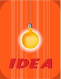 Κάρτα - ιδέα Στοκ φωτογραφία με δικαίωμα ελεύθερης χρήσης