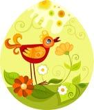 κάρτα Πάσχα ελεύθερη απεικόνιση δικαιώματος