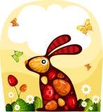 κάρτα Πάσχα απεικόνιση αποθεμάτων