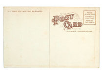 κάρτα που χαιρετά τις παλ&al Στοκ φωτογραφία με δικαίωμα ελεύθερης χρήσης