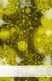 κάρτα πράσινη Στοκ φωτογραφία με δικαίωμα ελεύθερης χρήσης
