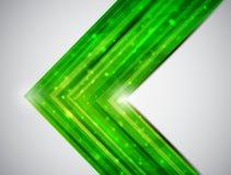 κάρτα πράσινη Στοκ Εικόνες