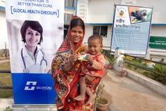 Κάρτα σχεδίου κυβερνητικής υγείας στοκ εικόνες