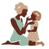 Κάρτα της ημέρας της ευτυχούς μητέρας