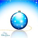 Κάρτα Χαρούμενα Χριστούγεννας Στοκ εικόνα με δικαίωμα ελεύθερης χρήσης