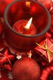 Κάρτα Χριστουγέννων Στοκ Εικόνες