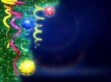 κάρτα cristmas διανυσματική απεικόνιση