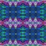 Κάρτα Mandala Στοκ Φωτογραφίες